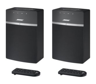 Bose DUO SOUNDTOUCH 10  NOIR
