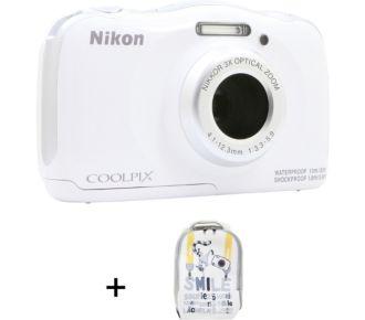 Nikon PACK W100 BLANC + SAC À DOS