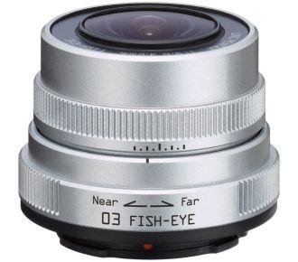 Pentax Fisheye 3.2mm f/5.6
