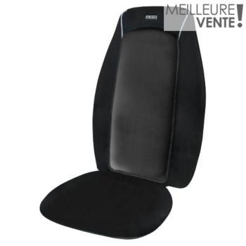 homedics sbm 320 h noir fauteuil massant massage. Black Bedroom Furniture Sets. Home Design Ideas