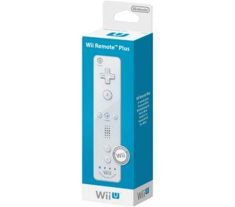 Nintendo Télécommande Wii U Plus blanche
