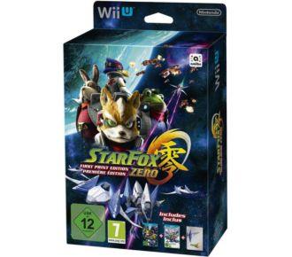 Nintendo StarFox Zero Première Edition Limitée