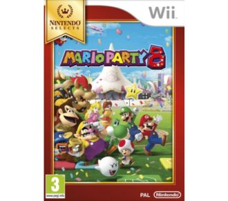 Nintendo Mario Party 8 Selects