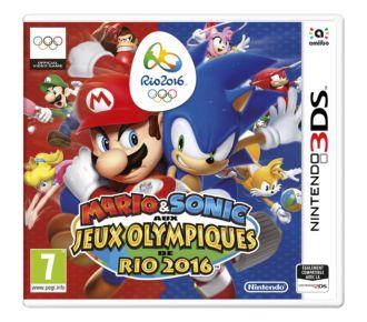Nintendo Mario & Sonic aux Jeux Olympiques de Rio