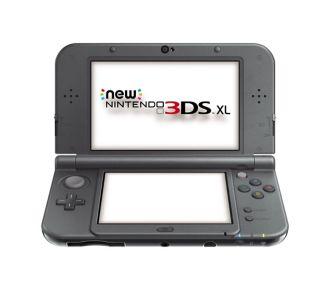 Nintendo New 3DS XL Noir Métallique