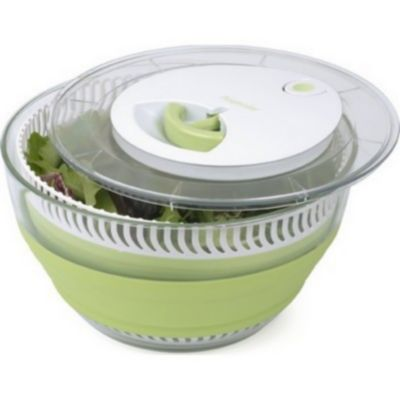 Essoreuse progressive salade r tractable 5l ustensile de cuisine sur boula - Essoreuse salade pliable ...