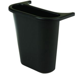 Newell Rubbermaid bac Noir 4.5l pr corbeille tri