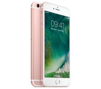 Apple iPhone 6s Plus Rose Gold 32GO