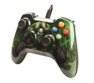 Powera Manette Xbox 360 Marvel Hulk