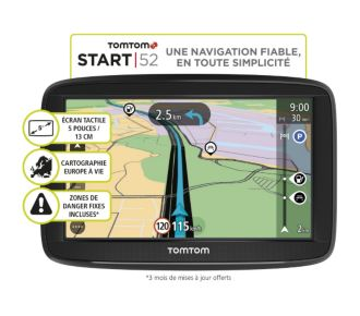 Tomtom Start 52 Europe 48 pays