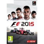 Jeu PC . Jeux F1 2015