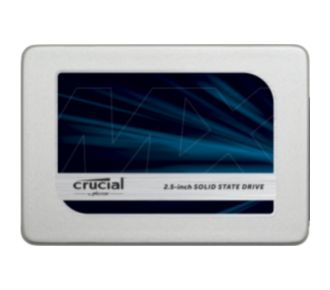 Crucial SSD 525Go  MX300 SATA 2.5'' 7mm