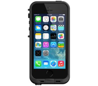 Lifeproof FRE iPhone 5S/SE noir