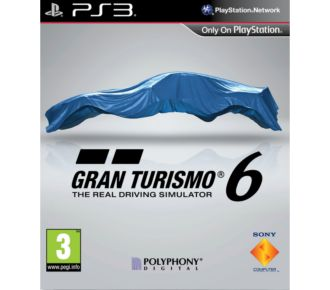 Sony Gran Turismo 6 Essentials
