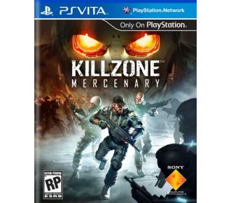 Sony KillZone : Mercenary