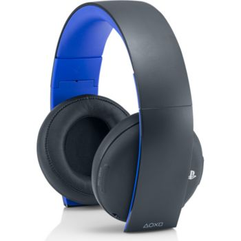 sony casque ps4 st r o sans fil 2 0 noir chez boulanger. Black Bedroom Furniture Sets. Home Design Ideas