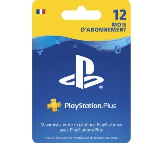 SonyCarte PS+ Abonnement 1 an Hang Card