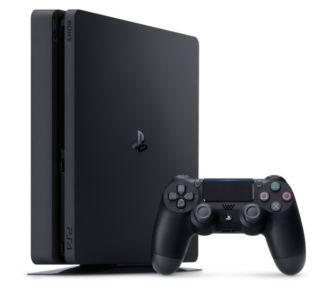 Sony PS4 500Go Slim Noire