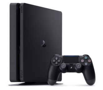 Sony PS4 1To Slim Noire