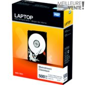 Disque dur interne WD int 2.5'' 500Go Laptop sata 3Go/s