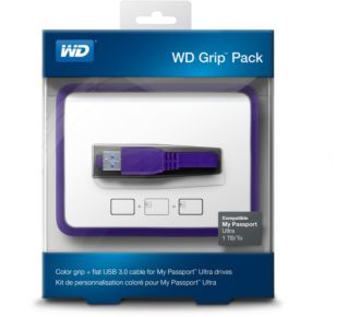 WD Protection Grip Pack 1To Plum
