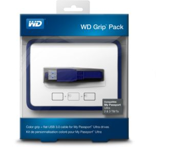 WD Protection Grip Pack 2To silver