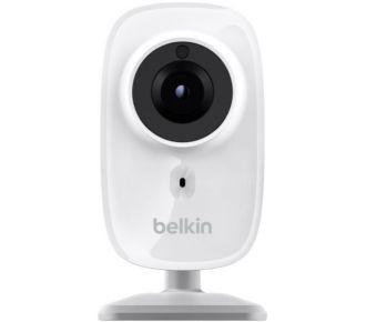 Belkin NetCam HD Wifi avec vision nocturne