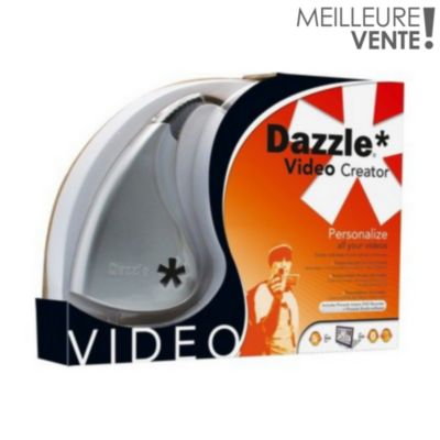 Carte d'acquisition DAZZLE Video Creator HD