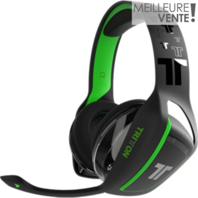 casque xbox one tritton chez boulanger. Black Bedroom Furniture Sets. Home Design Ideas