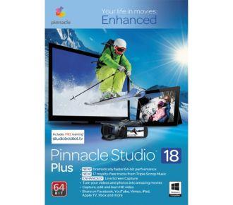 Pinnacle Studio 18 Plus