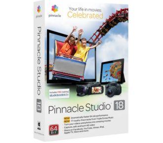 Pinnacle Studio 18 STD