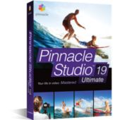 Logiciel de photo/vidéo PINNACLE Studio 19 Ultimate