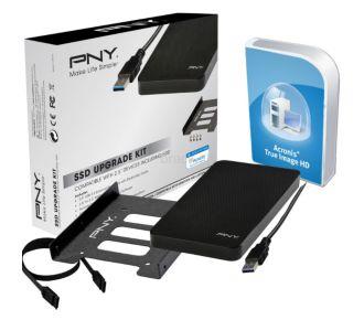 PNY SSD & HDD Upgrade