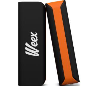Weex 2200mAh Weex Easy Noir/Orange