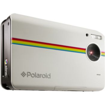 Polaroid z2300 blanc appareil photo compact boulanger - Boulanger appareil photo numerique ...