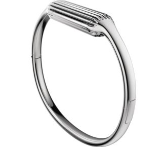 Fitbit Flex 2  Bangle Silver S