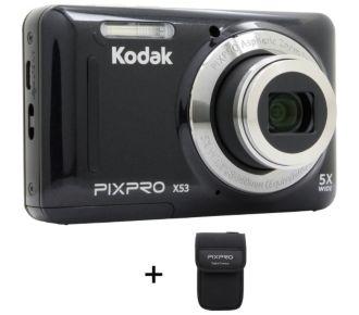 Kodak Pack X53 noir + Etui