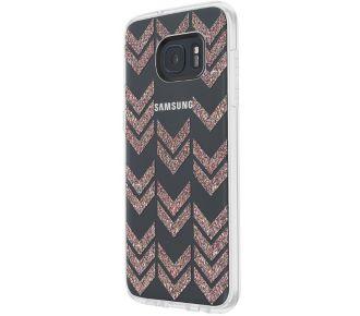Incipio Samsung S7 Edge chevron glitter