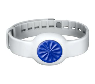 Jawbone UP MOVE avec bracelet Large blanc