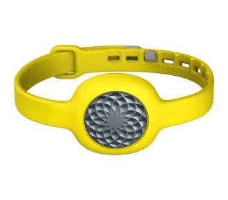 Jawbone UP MOVE avec bracelet étroit jaune