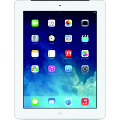 Tablette multimédia APPLE IPAD 2 16Go 3g blanc