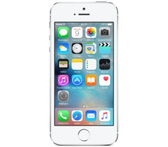 Apple iPhone 5S 16go argent