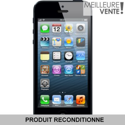 smartphone reconditionn apple chez boulanger. Black Bedroom Furniture Sets. Home Design Ideas