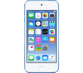 Apple IpodNouveau Touch 16 Go Bleu