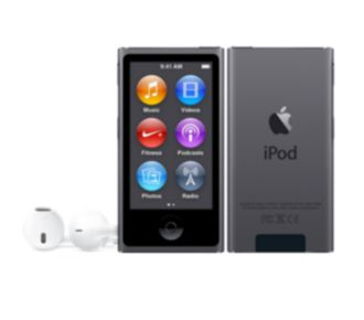 Apple Ipod Nano 16 Go Gris Sidéral