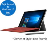 Tablette Windows MICROSOFT W10 Surface 3 64Go