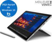 Tablette Windows MICROSOFT W10 Surface Pro 4 256Go Intel Core i5