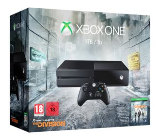 Microsoft Xbox One 1To + The Division
