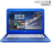 Ordinateur Portable HP W10 Stream 13-c102nf bleu
