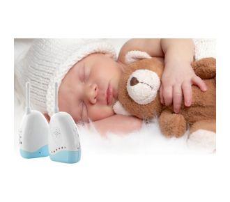 Auto Hightech Babyphone Audio - avec température / al